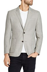 Men's Bonobos Trim Fit Wool Blazer