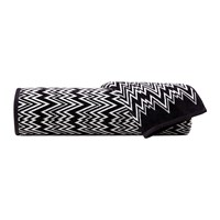 Missoni Home Vanni Towel 601 Black And White