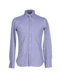Seventy Shirts Shirts Men Blue