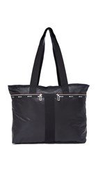 Le Sport Sac Street Tote True Black