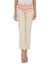 Vanessa Bruno Athe' Casual Pants Ivory