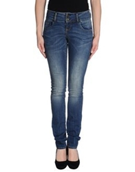 Vero Moda Denim Pants Blue