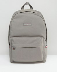 Tommy Hilfiger Backpack Gray Gray