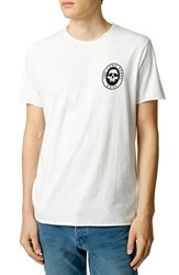 Men's Topman Slim Fit Skull Graphic T Shirt
