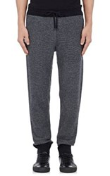 Vince. Men's Seed Stitch Sweatpants Dark Grey