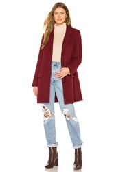 Bb Dakota Whiskey Business Coat Wine