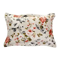 Christy Carlotta Coral Oxford Pillowcase Set Of 2