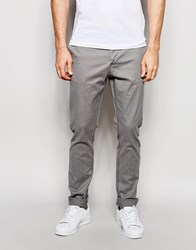 Only And Sons Chinos In Slim Fit Black