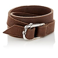 Hoorsenbuhs Women's Leather Wrap Bracelet No Color