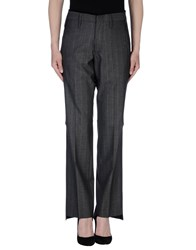 Marithe' F. Girbaud Marithe Francois Girbaud Trousers Casual Trousers Women Grey