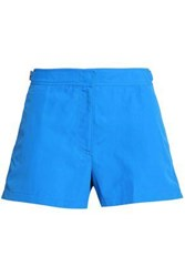 Orlebar Brown Canvas Shorts Blue