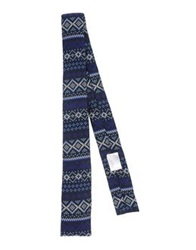 Altea Ties Dark Blue