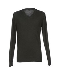Patrizia Pepe Sweaters Dark Green