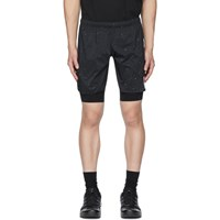 Satisfy Navy Justicea Trail Long Distance 10 Inches Shorts