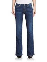 7 For All Mankind Karah Bootcut Jeans Blue