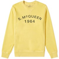 Barbour International Vintage Sweat Yellow