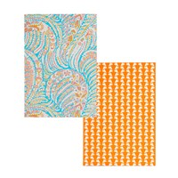 Liberty London A6 Oscar And Jonathan Notebooks Set Of 2