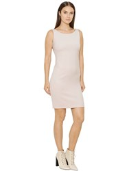 Akris Stretch Silk Twill Fitted Dress