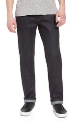 Naked And Famous Weird Guy Slim Fit Jeans Indigo