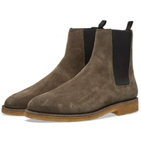 Saint Laurent Nevada 20 Chelsea Boot Neutrals