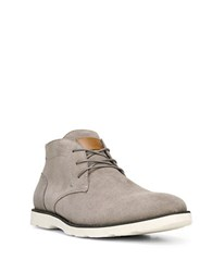 Dr. Scholl's Freewill Suede Chukka Boots Grey