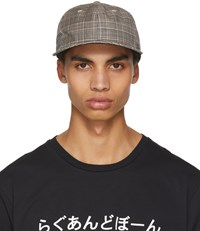 Rag And Bone Multicolor Dylan Baseball Cap