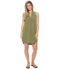 The North Face Destination Anywhere Dress Four Leaf Clover Green