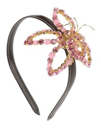 Dsquared2 Accessories Hair Accessories Women Pink