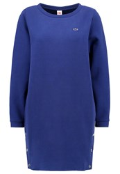 Lacoste Live Summer Dress Jazz Blue