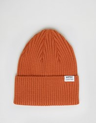 Wesc Corman Beanie Orange