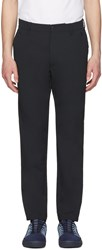 Nanamica Black Alphadry Trousers