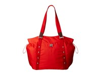 Baggallini Have It All Poppy Handbags Red