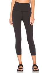 Beyond Yoga High Waist Capri Legging Black