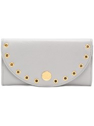 See By Chloe Kriss Wallet Grey
