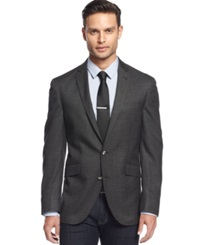 Kenneth Cole Reaction Bold Checked Slim Fit Sport Coat
