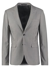 Pier One Suit Jacket Taupe