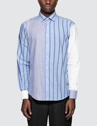 J.W.Anderson Jw Anderson Panelled Classic Shirt
