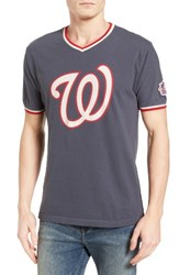 American Needle Men's Eastwood Washington Nationals T Shirt