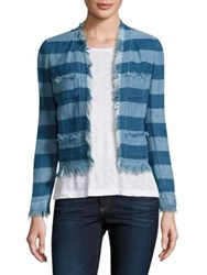 Ag Jeans Capucine Cropped Jacket Wade