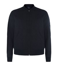 A.P.C. Apc Wool Cotton Bomber Jacket Male