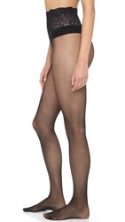 Commando The Sexy Sheer Tights Black