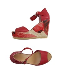 Fornarina Footwear Sandals Women Red