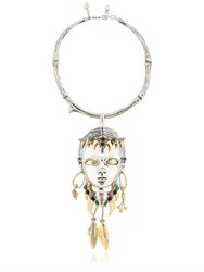 Schield Voodoo Necklace