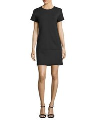 Polo Ralph Lauren Ponte Shift Dress Polo Black
