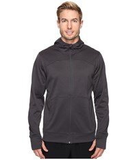 The North Face Ampere Full Zip Hoodie Asphalt Grey High Rise Grey Men's Sweatshirt Gray