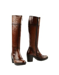 Pons Quintana Boots Brown