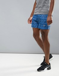 Blend Of America Active Athletic Shorts 74637 Electric Blue