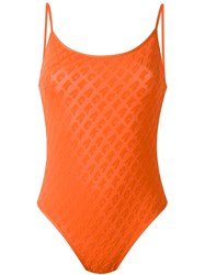 Ack Textured One Piece