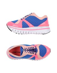 Fornarina Footwear Low Tops And Trainers Women Blue