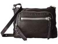 Liebeskind Suita Ninja Black Cross Body Handbags
